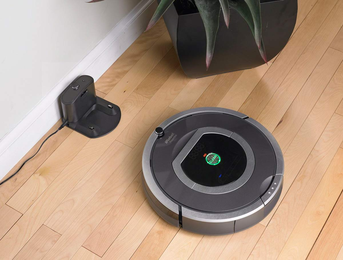 irobot roomba 780 im test saugroboter im vergleichstest. Black Bedroom Furniture Sets. Home Design Ideas