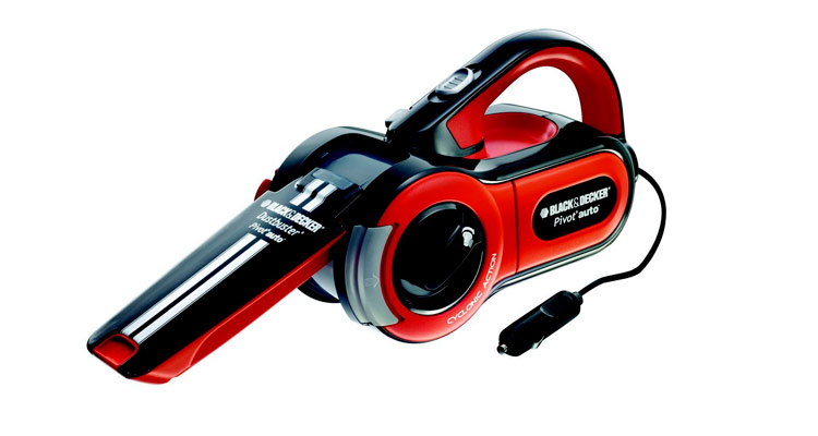 Black & Decker PAV1205-XJ Handstaubsauger