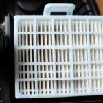 Staubsauger Schwebstofffilter