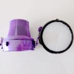 Dibea F6 2in1 Filtermaterial